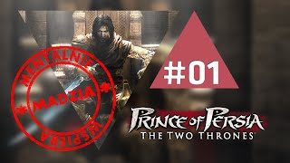 Prince Of Persia: Dwa Trony #1 w/ Madzia / Gameplay / 60FPS / 720p / Let's Play / PL / Zagrajmy w