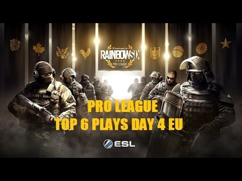 rainbow six pro league top 6 plays day 4 eu vitality vs penta playing ducks vs most wanted. Black Bedroom Furniture Sets. Home Design Ideas