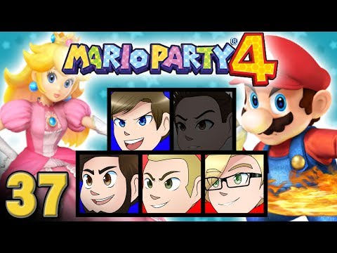 Mario Party 4: Historically Low Rolls - EPISODE 37 - Friends Without Benefits