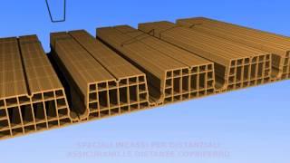 Fornaci DCB SpA - Blocchi Volterrane per solai in laterocemento