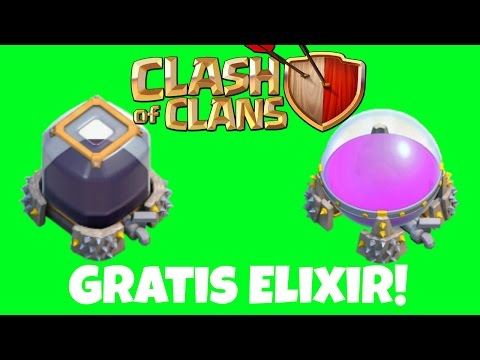 GRATIS Elixir | TIPP | Clash of Clans