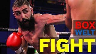 Haris Dzindo vs Janos Lakatos - 8 rounds light heavyweight - 01.10.2017 - Hamburg