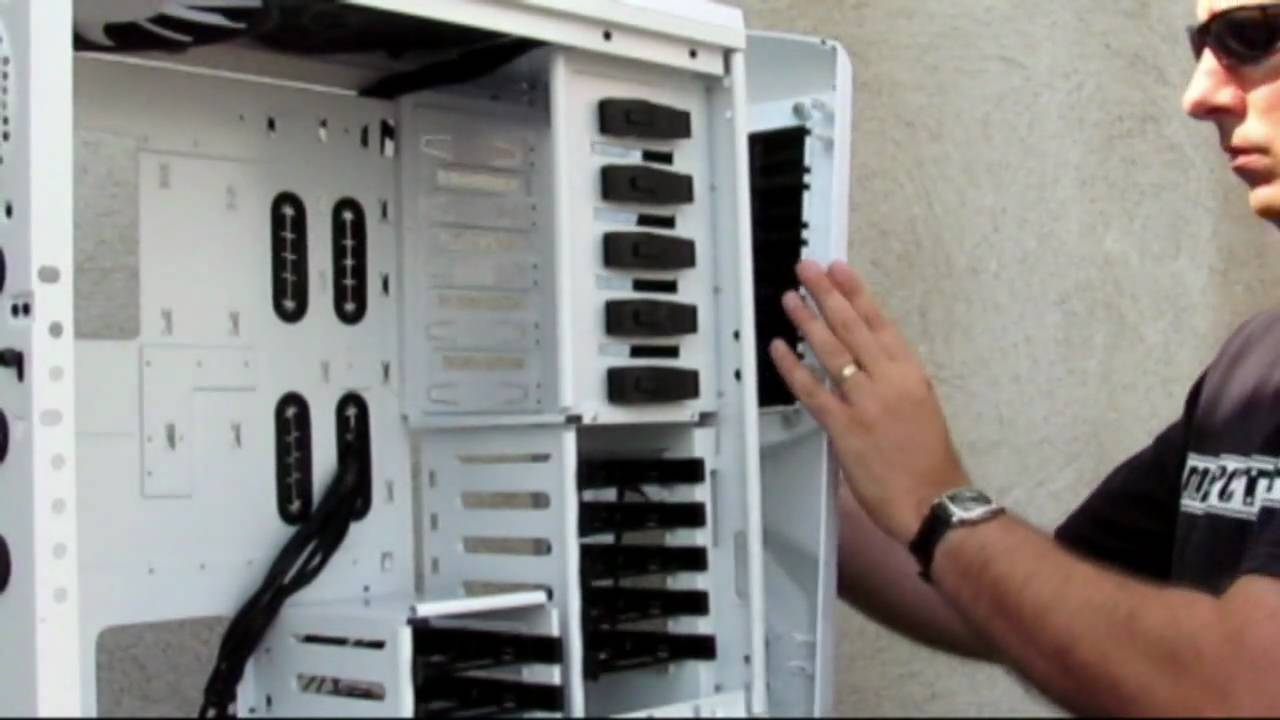 nzxt - phantom 630 windowed edition (white) atx full tower case