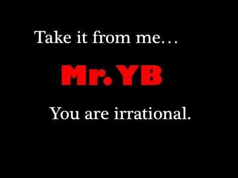 You are Irrational (Love Song for a #)