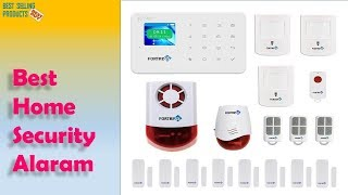 DIY Home and Business Security Alarm Reviews | Top 5 Best Home Security Alaram