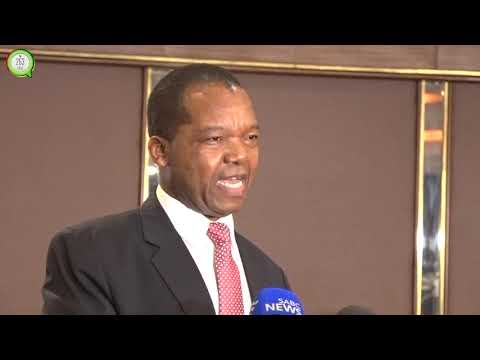 RBZ Governor Dr Mangudya presents mid-term Monetary Policy