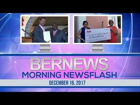 Bernews Newsflash For Saturday December 16, 2017