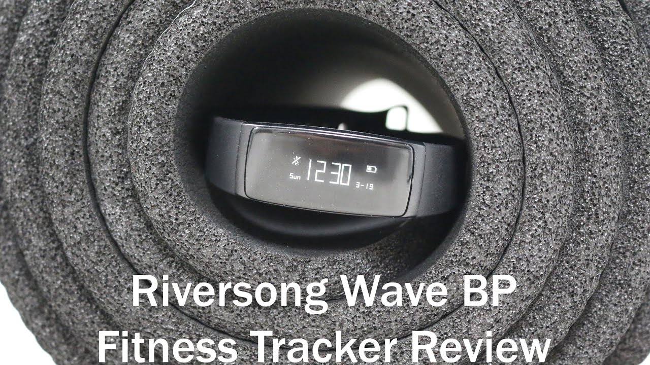 riversong wave bp fitness tracker review affordable budget health