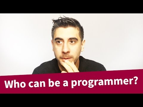 Can YOU become a programmer? YES, here is why!