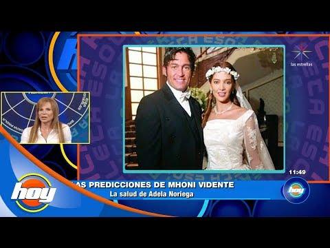 ¡Adela Noriega regresará a la televisión! | Ruleta Esotérica | Hoy