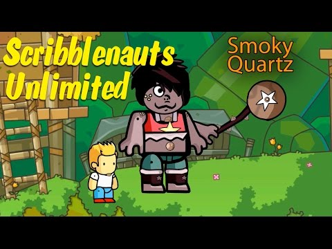 how to download scribblenauts unlimited custom objects