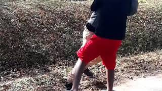 Kids fight at home