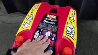 マックス コンプレッサ AK-HL1270E2を改めてご紹介 コンプレッサー 検索動画 28
