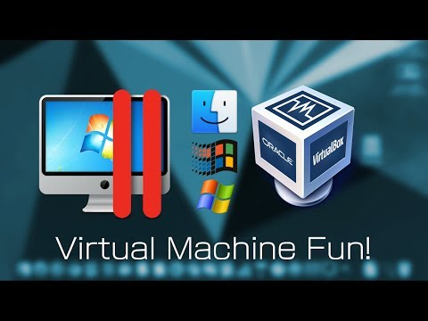 Messing about in virtual machines (LIVE STREAM)