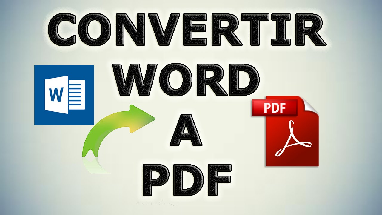 Convertidor Word Descargar Download A Pdf Programa De