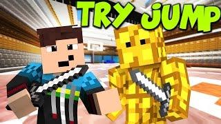 NICE TRY STURMI! - Minecraft: TRY JUMP [Deutsch/HD]
