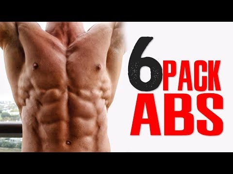 6 Pack Abs Workout! (Best Video You Will Watch!)