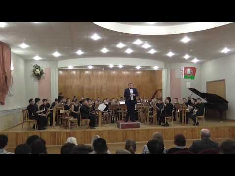 "Brass band ""Fanfares of Belarus""Belarusian State Academy of Music"