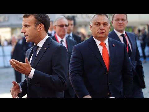 Líderes europeus querem acordos para crise dos migrantes e Brexit