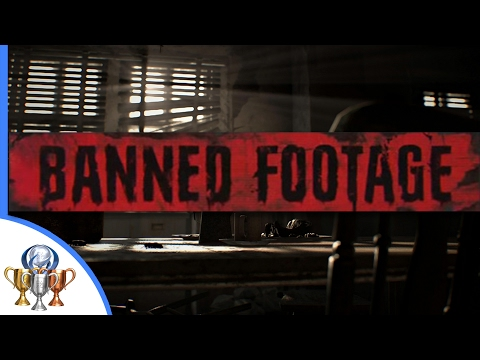 Resident Evil 7 Banned Footage Vol 1 DLC - Nightmare and Bedroom Tapes, Ethan Must Die