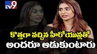 Actress Sri Reddy : Telugu girls are considered...
