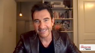 Conversations at Home with Dylan McDermott of LAW & ORDER: ORGANIZED CRIME