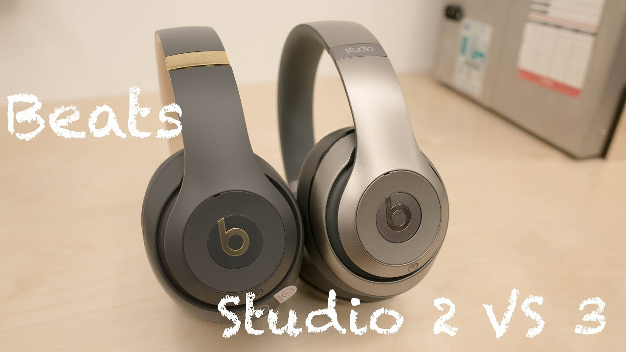 4a21a155bf9 Review Beats by Dre Studio 2 vs Studio 3 Wireless Comparison - YouTube
