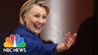 Hillary Clinton's Post-2016 Appearances Emphasize She Won't Run In 2020 | NBC News
