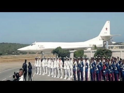 Russia Aids Venezuela Dictator Madura Against USA Backyard Territory Threat March 2019 News
