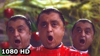 Умпа-Лумпы поют песню, и Август тонет в шоколаде   Чарли и шоколадная фабрика (2005)