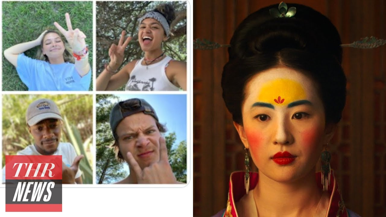 'Outer Banks' Stars Excited For Season 2, 'Mulan' Taken Off Disney Release Calendar | THR News
