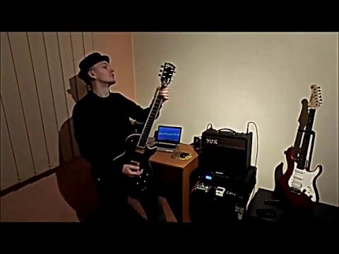 Kabát - Mayrau\Dole v dole (Guitar Cover HQ)