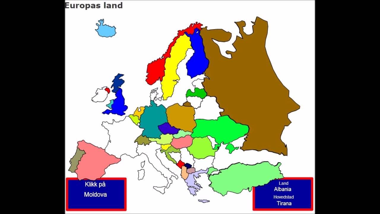 gruble net kart europa Klarer jeg Europa's geografi test? I Europas land (Gruble. gruble net kart europa