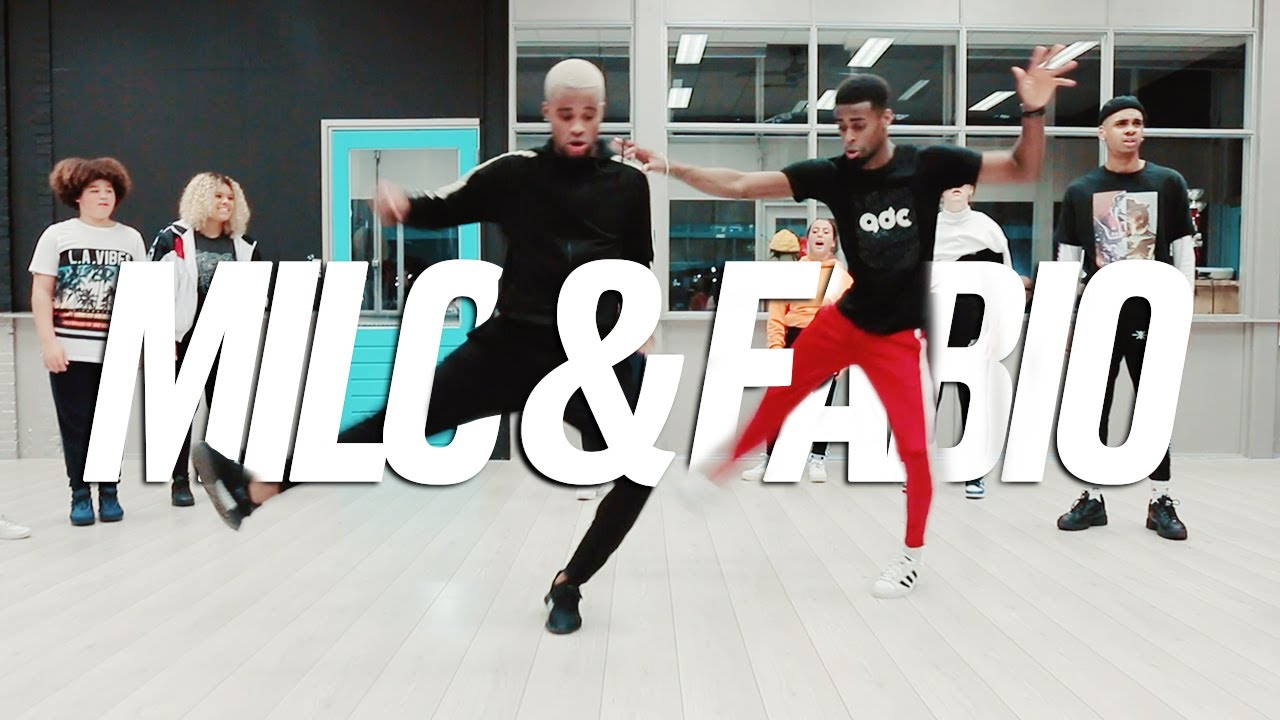 Milo & Fabio - AFROHOUSE CHOREOGRAPHY & WORKSHOP | THE NETHERLANDS