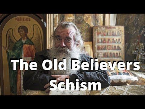 Vitalis Varaioun on the Old Believers Schism