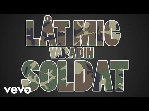 Albin - Din soldat (Lyric Video) ft. Kristin Amparo