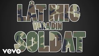 Albin - Din soldat (Lyric Video) ft. Kristin Amparo