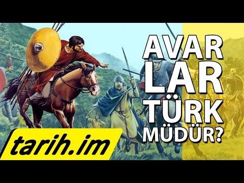 Avarlar Türk müdür?