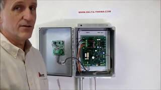 Wiring the Delta Therm PowerTrace etc1