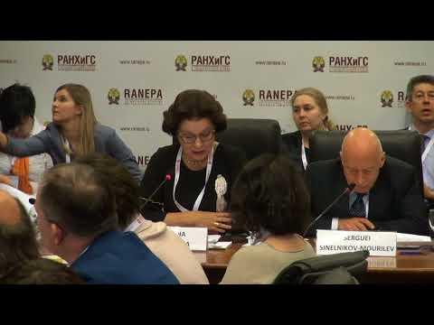 The Gaidar Forum 2018. Trianon dialogue: development of Russian-French education cooperation