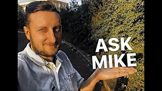 ASK MIKE #3 \\ free pokec