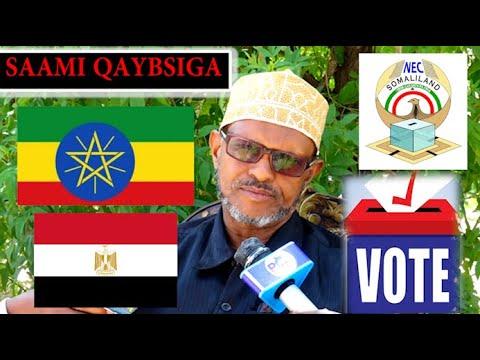 """Download """"Somaliland Siyaasad Dhexdhexaada Haka Qaadato Muranka Niilka Itoobiya Iyo Masar"""" Axmed Y. Yaasiin"""