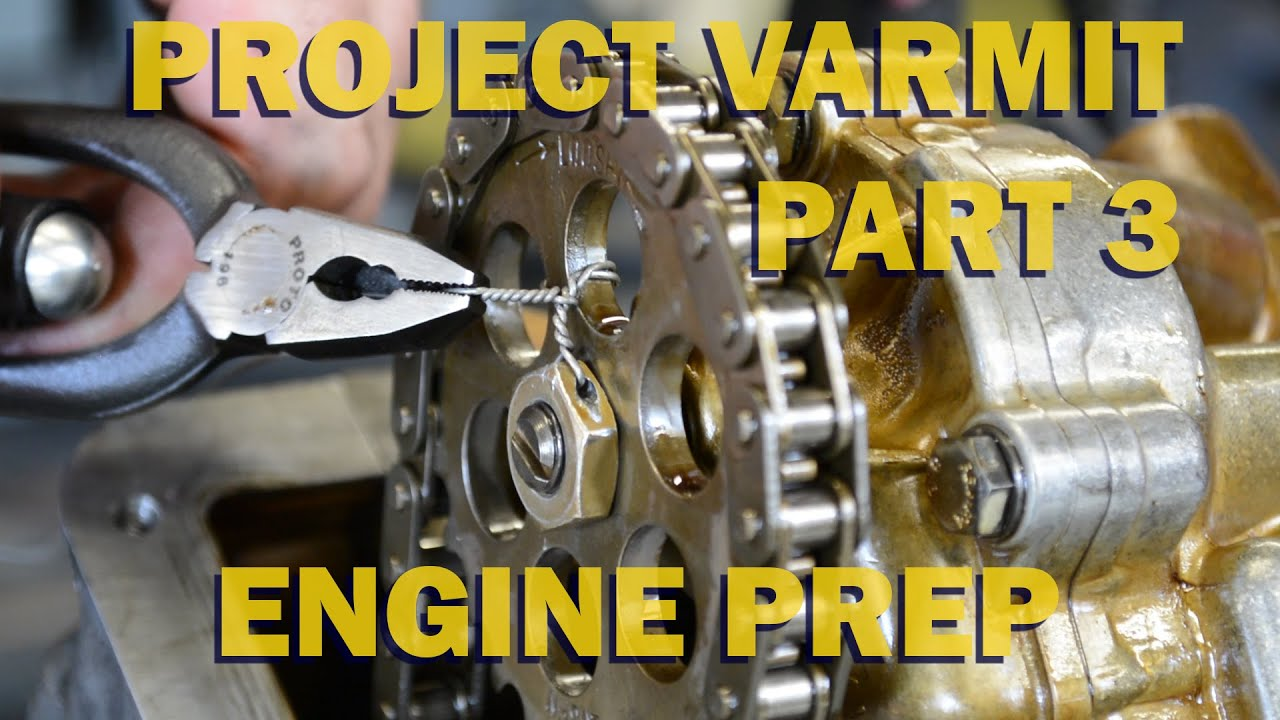 Project Varmit Part 3 S52 Oil Pump Nut E34 Oil Pan