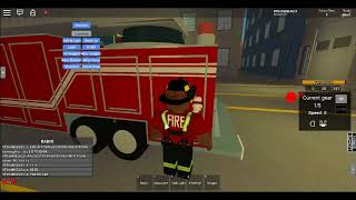 ROBLOX Mano County Police Fire Dept Partol HOUSE