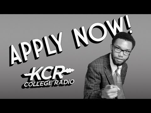 Apply Now! - KCR Fall 2017