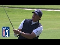 Phil Mickelson's stellar approach yields eagle at Mexico Championship