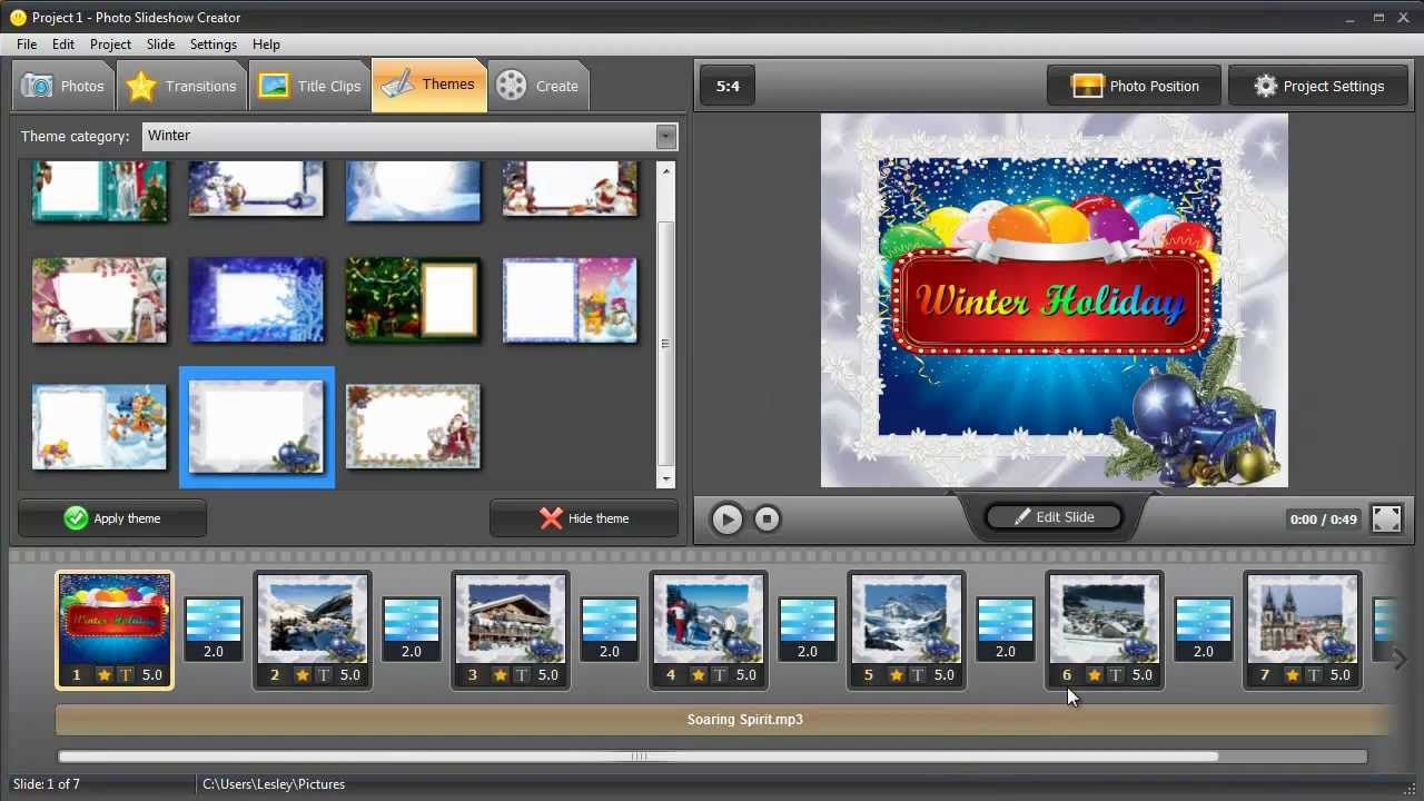 How To Make Video Slideshow Online