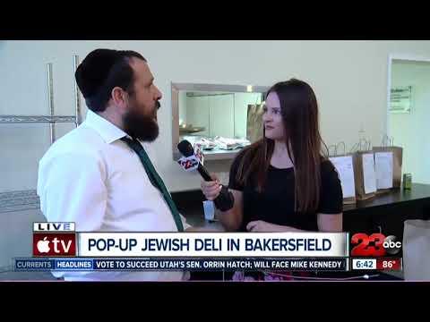 Jewish pop-up deli held in Southwest Bakersfield