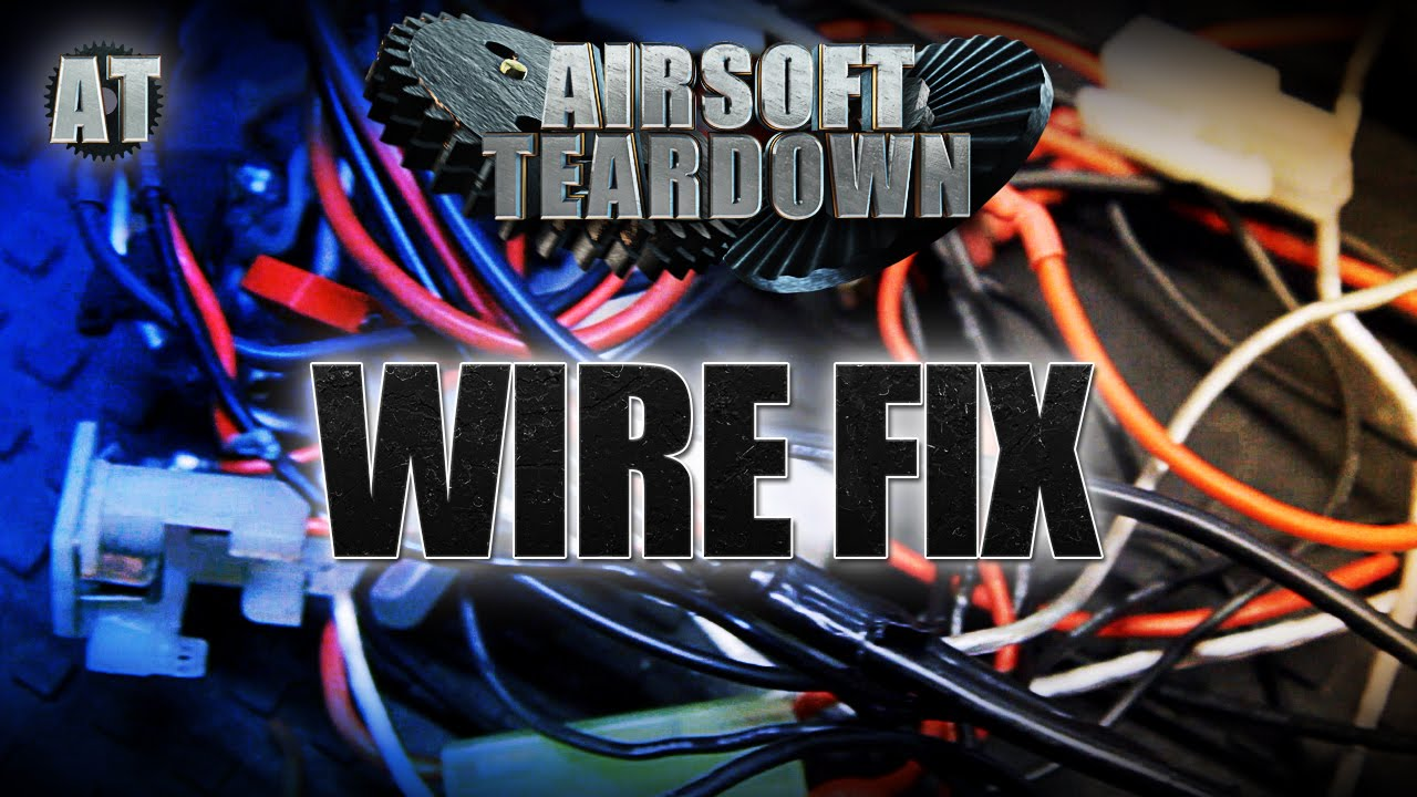 How to Fix Exposed or Damaged Wires