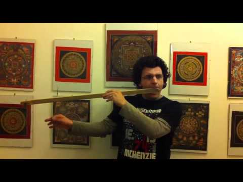 Musical bow / Zenélő íj